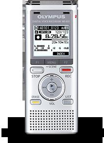 OLYMPUS diktafon WS-831 stříbrný