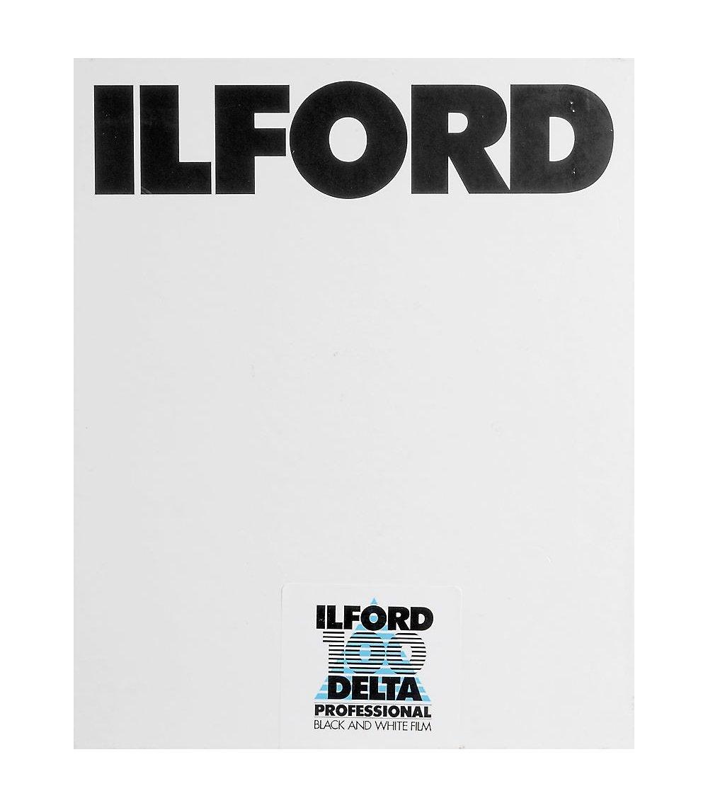 ILFORD Delta 100/8x10