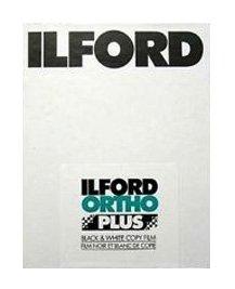 ILFORD Ortho Plus 80/20,3x25,4 cm/25