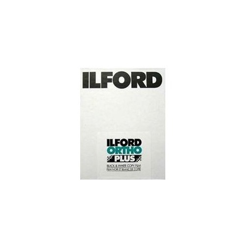 ILFORD Ortho Plus 80/20,3x25,4 cm/25