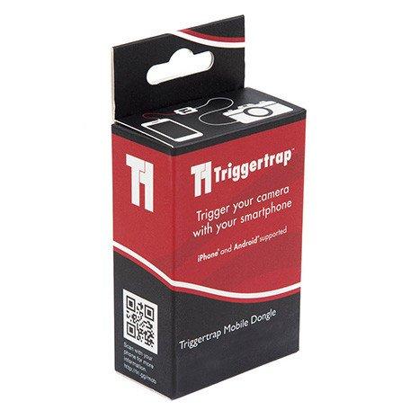 TRIGGERTRAP spoušť Android/iPhone MD-E3 pro Canon 750/70D, Olympus E-M1 II