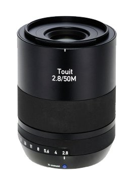 ZEISS Touit 50 mm f/2,8 Planar T* pro Fujifilm X