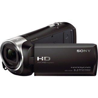SONY HDR-CX240 černá