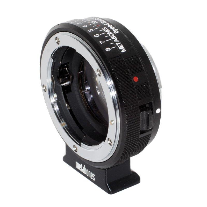METABONES adaptér objektivu Nikon G na Sony NEX Speed Booster Ultra