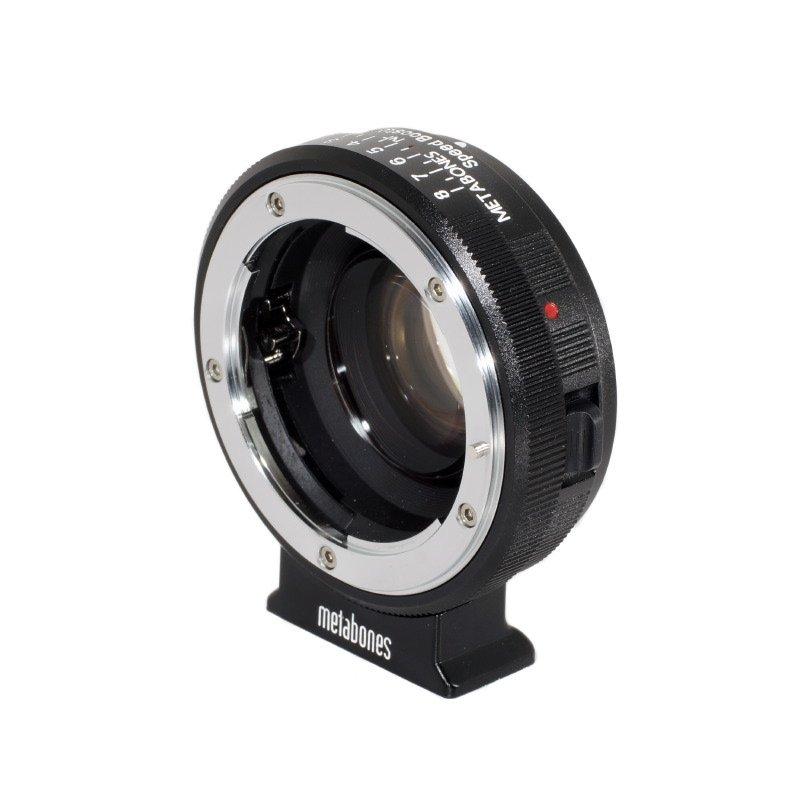 METABONES adaptér objektivu Nikon G na Fujifilm X Speed Booster Ultra