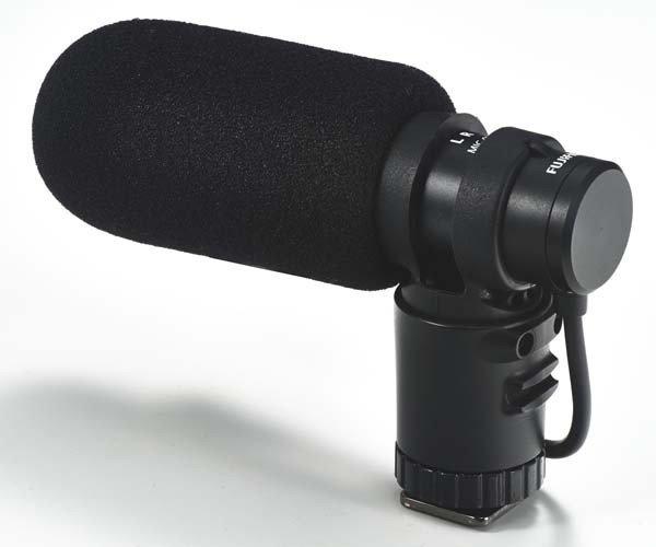 FUJIFILM MIC-ST1 Microphone (X-E1, X-E2, X-20, X100S, X-S1, HS50)
