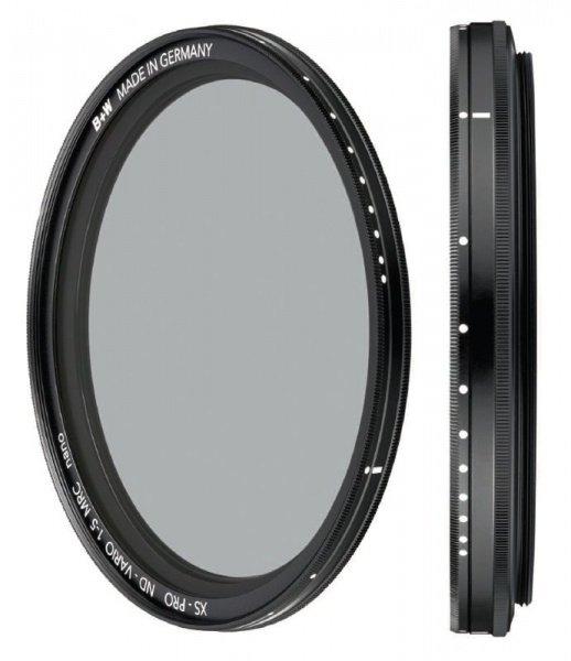 B+W filtr ND Vario 1-32x (0,3-1,5) XS-Pro MRC nano 52 mm