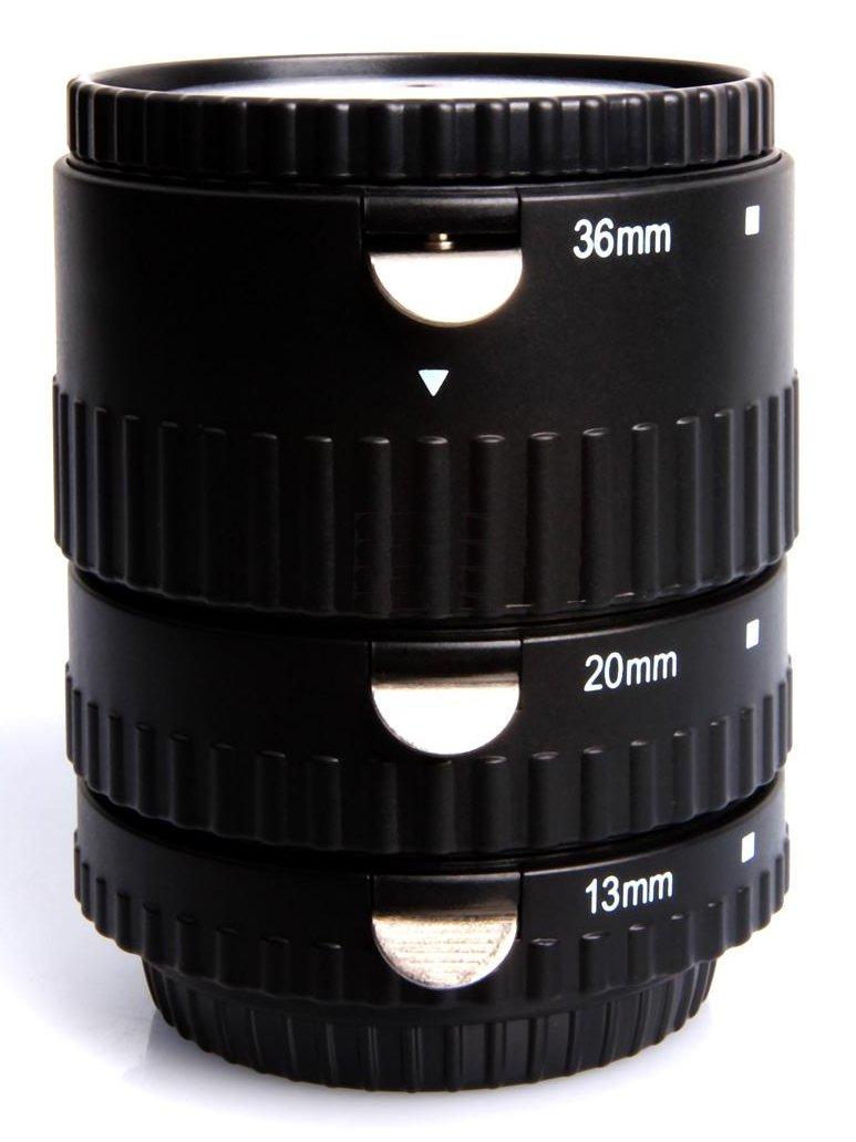MEIKE Mezikroužky set 12/20/36 mm pro Sony A