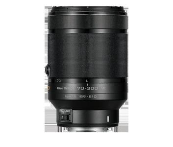 NIKON 1 70–300 mm f/4,5–5,6 VR N