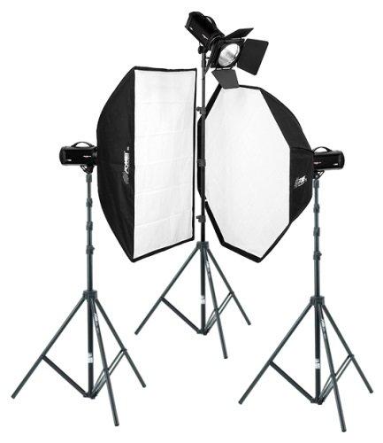 FOMEI Digitalis Pro 600/600/400 kit studiových blesků