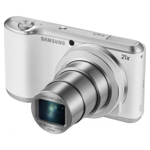 SAMSUNG Galaxy Camera GC200 bílý