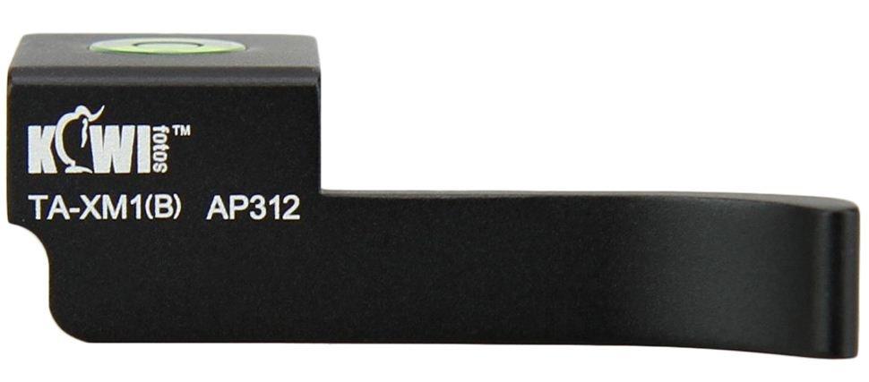 KIWI Thumb up grip TA-XM1(B) pro Fujifilm X-M1 a X-A1 černý