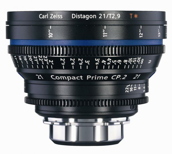 ZEISS CP.2 21 mm T2,9 Distagon T* E-mount