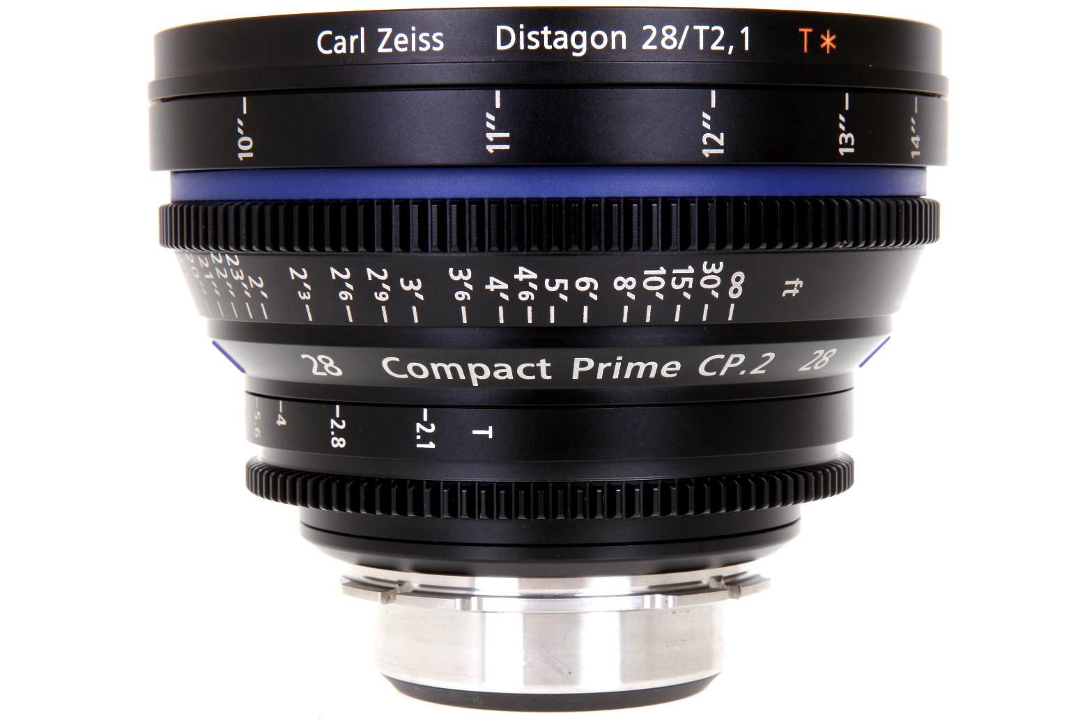 ZEISS CP.2 28 mm T2,1 Distagon T* E-mount
