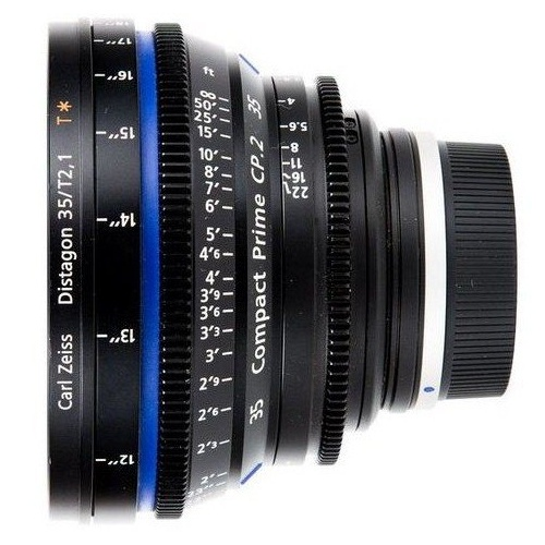 ZEISS CP.2 35 mm T2,1 Distagon T* E-mount