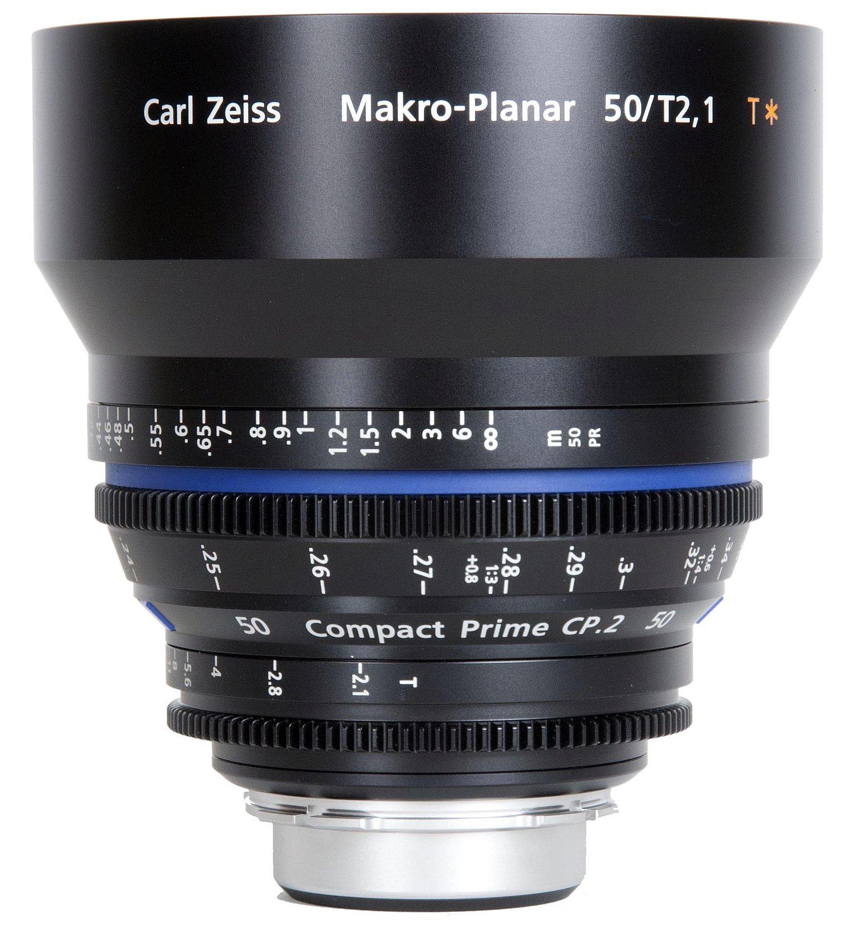 ZEISS CP.2 50 mm T2,1 Makro-Planar T* MFT-mount