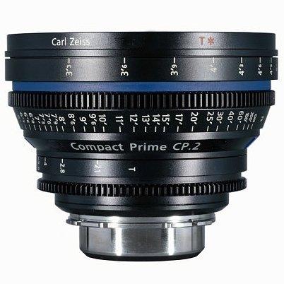 ZEISS CP.2 100 mm T2,1 Close Focus Planar T* MFT-mount