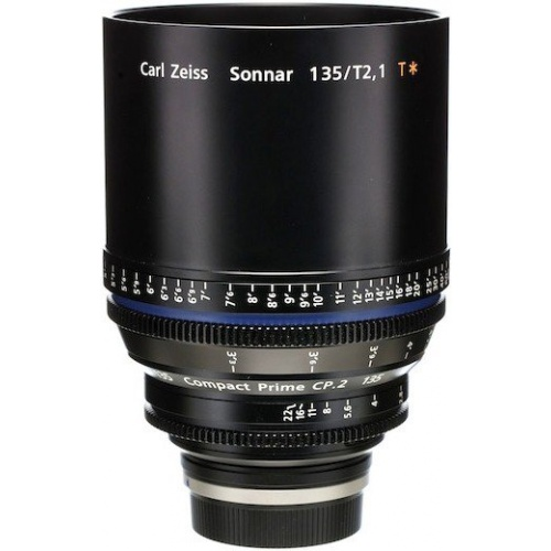 ZEISS CP.2 135 mm T2,1 Sonnar T* MFT-mount