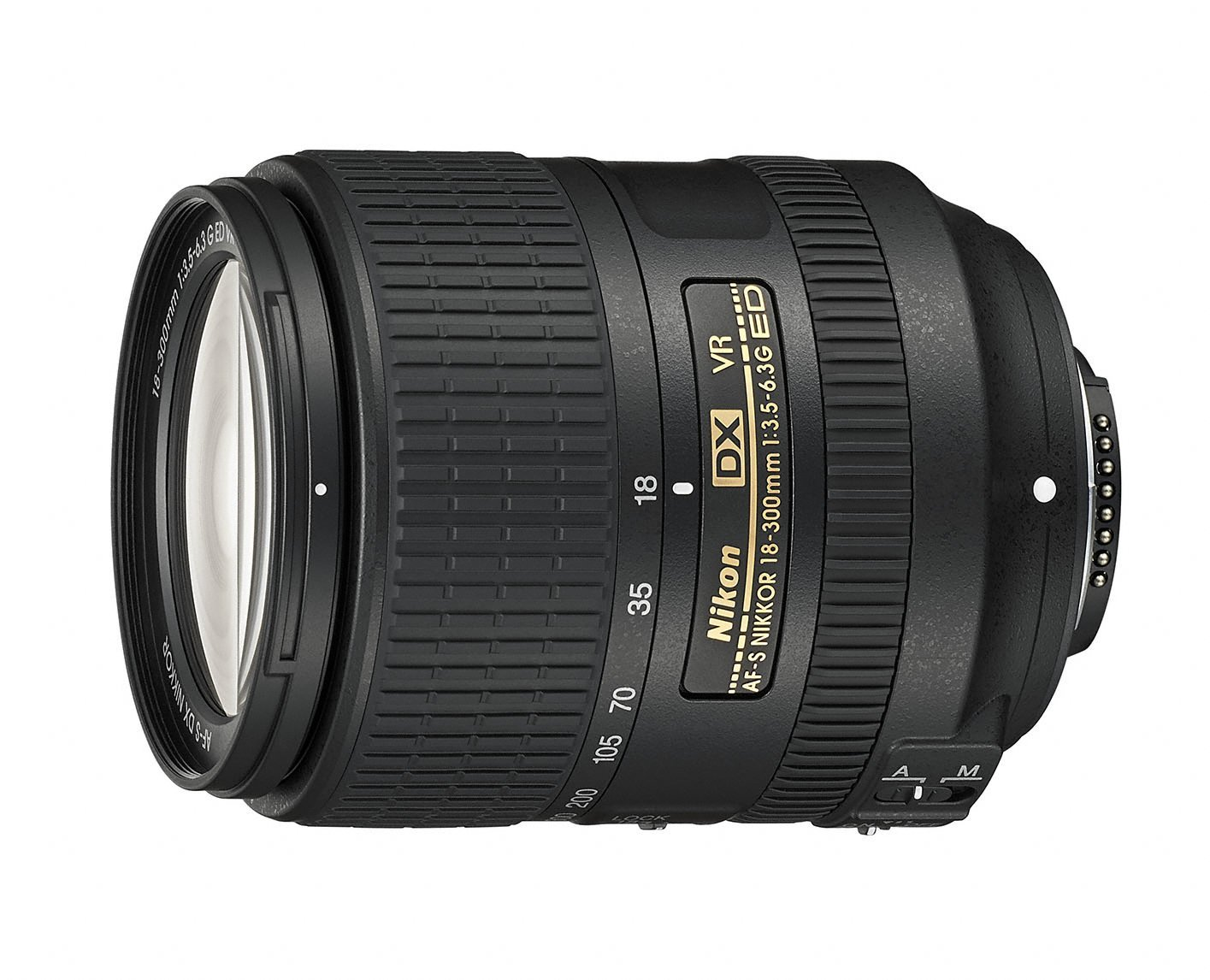 NIKON 18-300 mm f/ 3,5-6,3 G AF-S ED VR - získejte zpět 1350,-