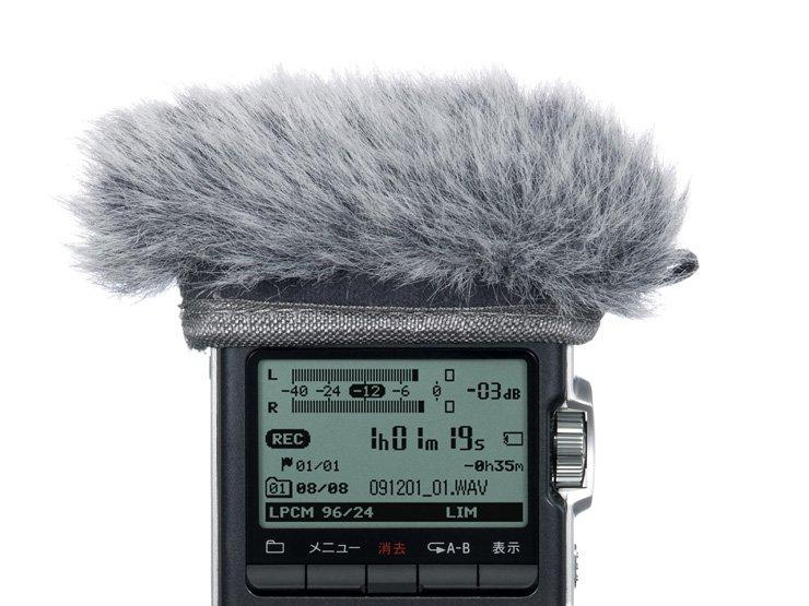 SONY AD-PCM2 protivětrná ochrana pro diktafon PCM-M10 - vystavené zboží