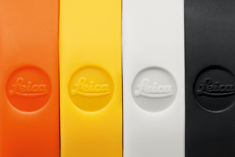 LEICA poutko silikonové žluté pro Leicu T