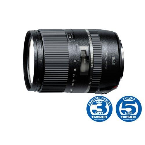 TAMRON 16-300 mm f/3,5-6,3 Di II VC PZD pro Nikon