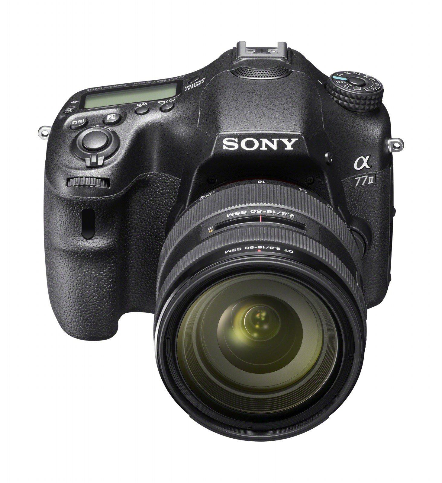 SONY Alpha SLT-A77 M2 + 16-50 mm