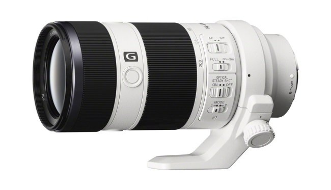 SONY 70-200 mm f/2,8 G IISSM