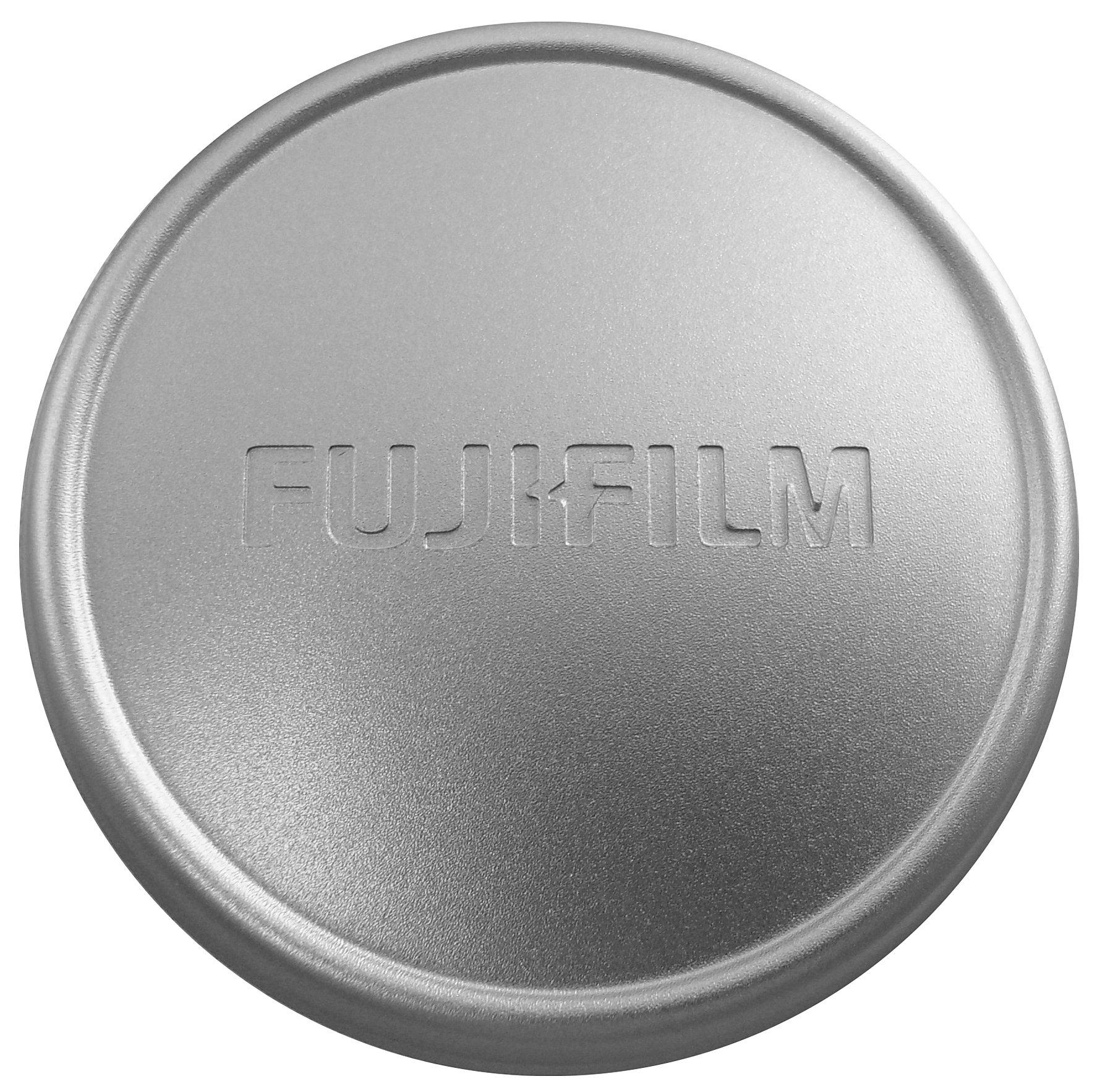 FUJIFILM krytka pro X20/X30 stříbrná