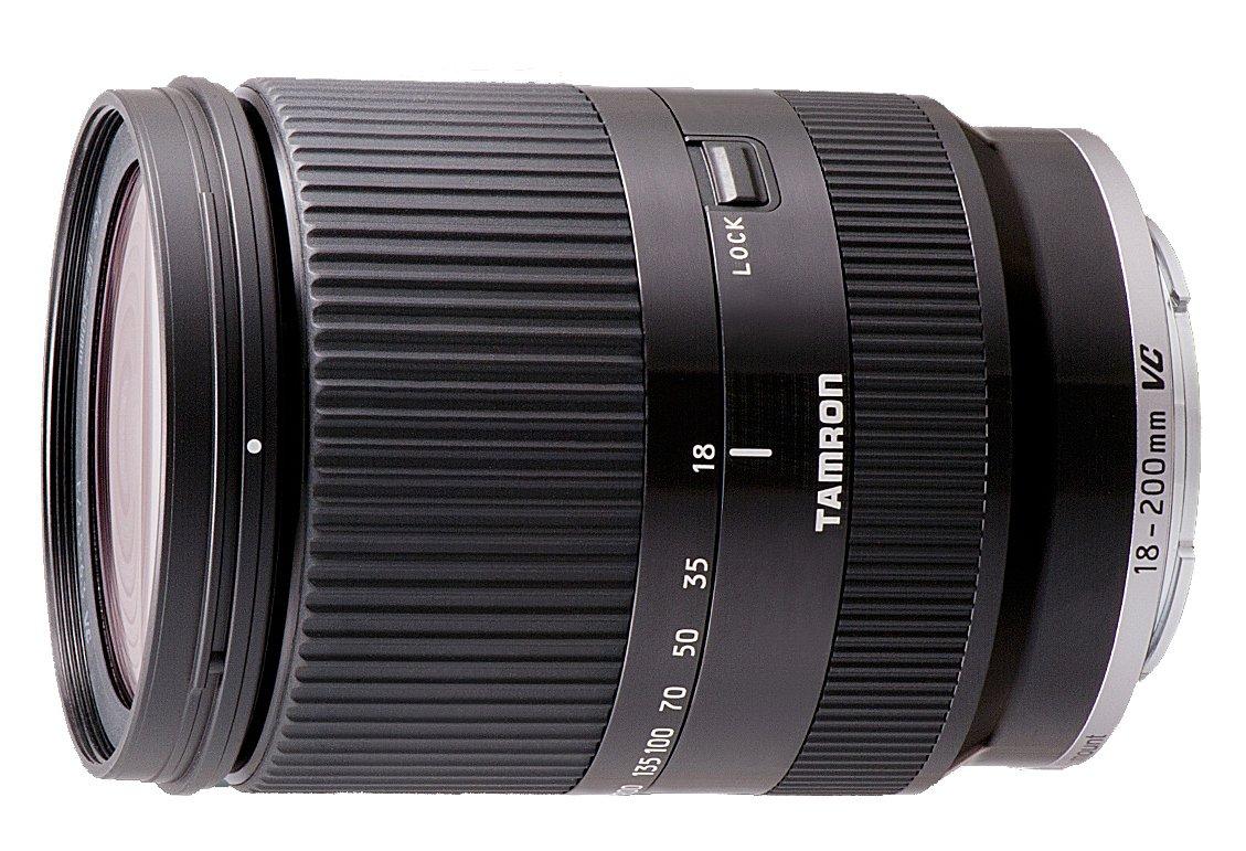 TAMRON 18-200 mm f/3,5-6,3 Di III VC černý pro Canon EOS M