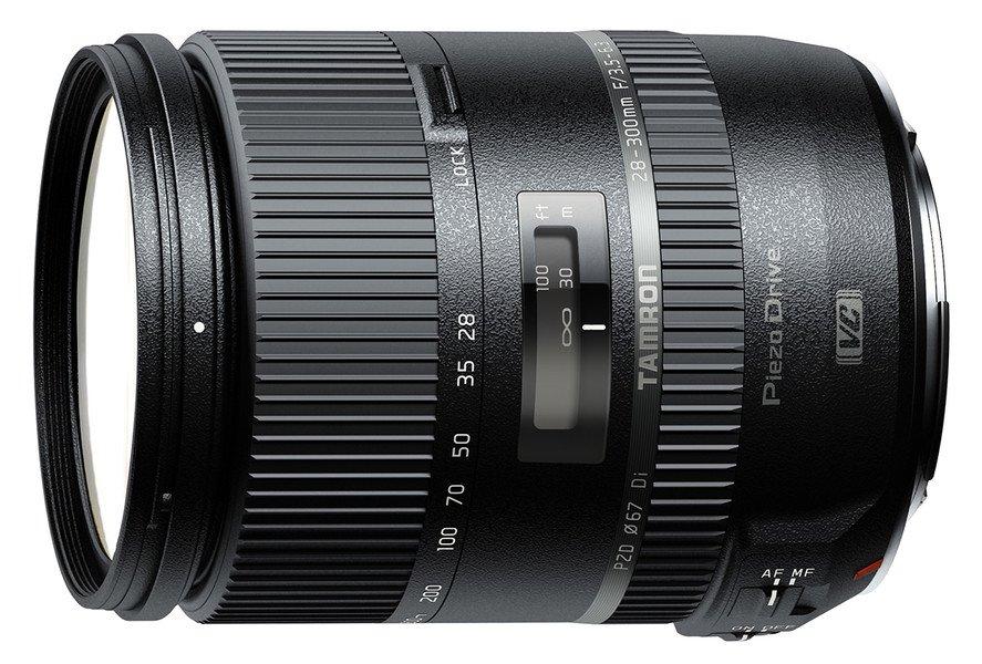 TAMRON 28-300 mm f/3,5-6,3 Di VC PZD pro Canon EOS