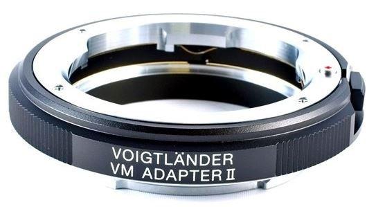 VOIGTLÄNDER adaptér objektivu Leica M na tělo Sony E (VM/SONY E II)