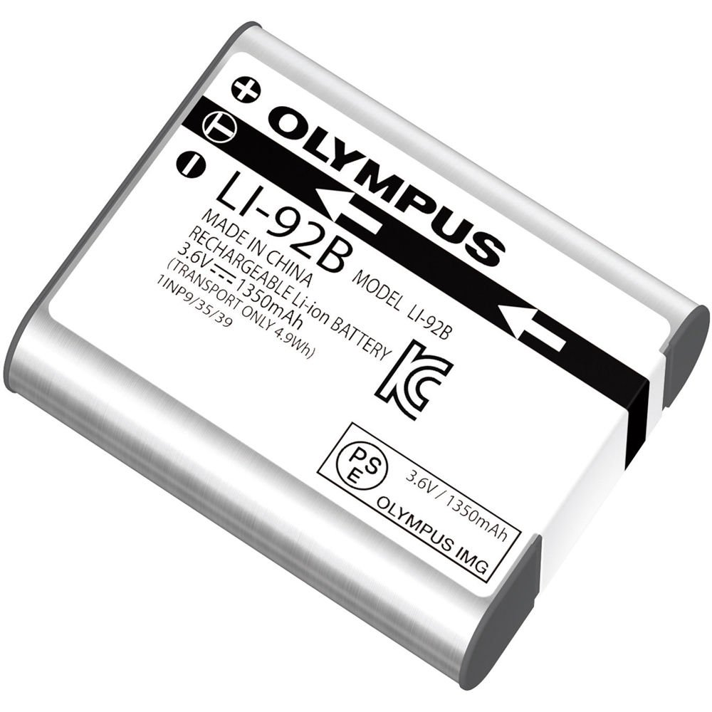 OLYMPUS LI-92B akumulátor TG-1/TG-2/TG-3/TG-4/TG-5/TG-6