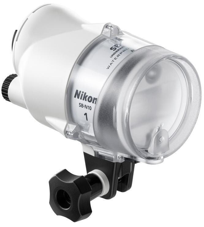 NIKON 1 blesk SB-N10 podvodní blesk k AW1/WP-N3
