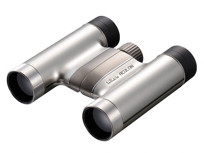 NIKON 10x24 ACULON T51 stříbrný - dalekohled