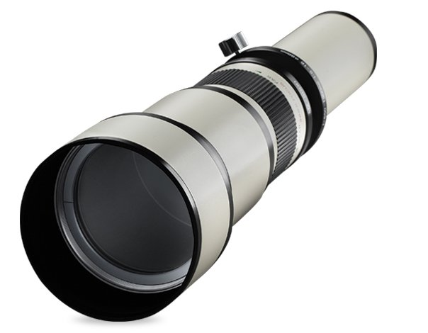 SAMYANG 650-1300 mm f/8-16 MC IF pro Canon EOS M