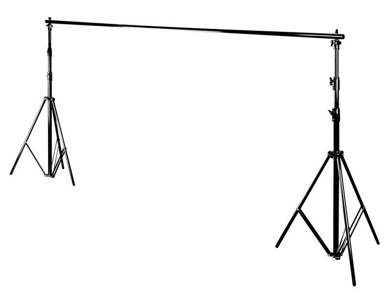 FOMEI SET BS-2 (2x stojan + 1 x rameno 4 sekce + přepravní taška )