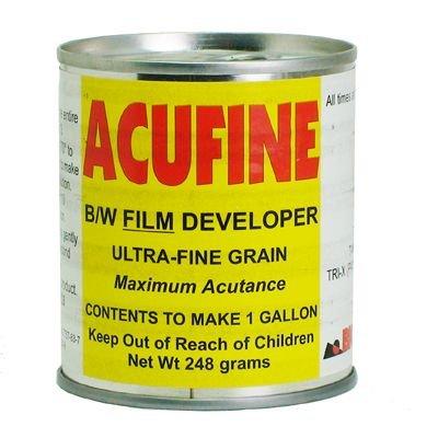 ACUFINE negativní vývojka prášková na 3,8 l