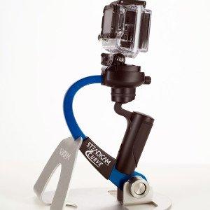 TIFFEN Steadicam Curve pro GoPro HERO modrý
