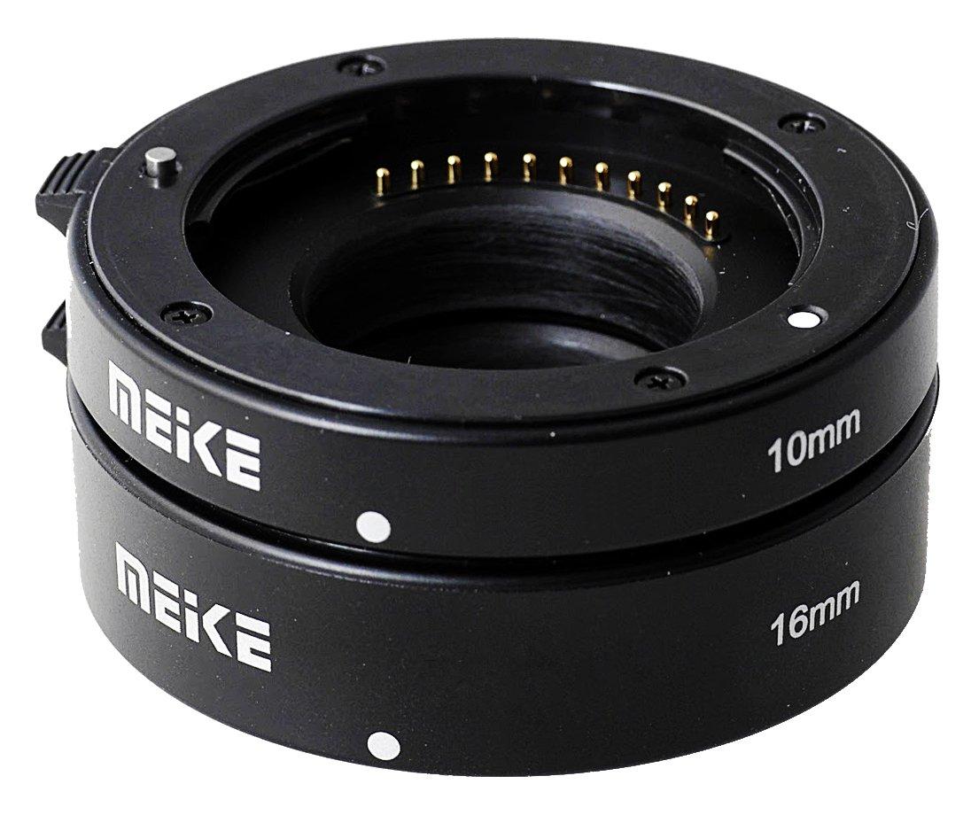 MEIKE Mezikroužky set 10/16 mm pro Canon EOS M