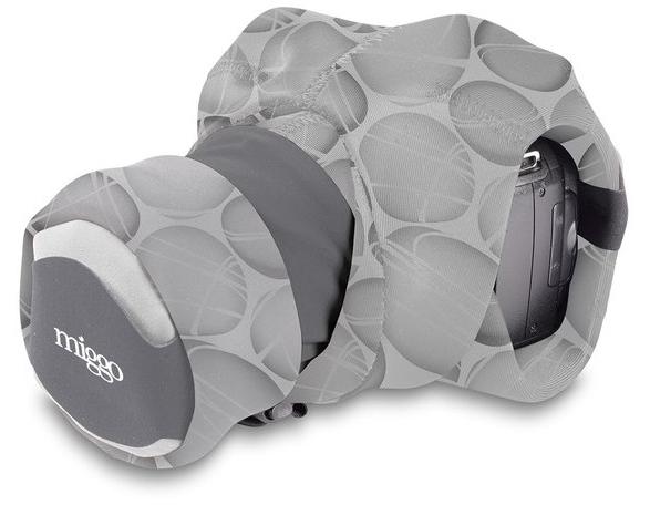 MIGGO Grip&wrap DSLR - popruh a pouzdro pro zrcadlovky