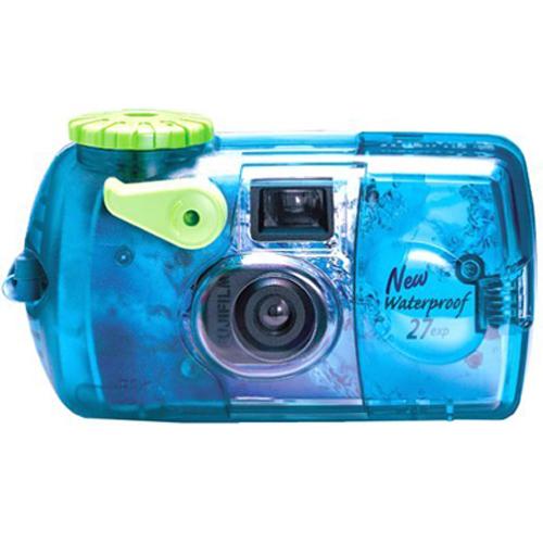 FUJI QuickSnap Marine jednorázový fotoaparát pod vodu ISO 800 - 27 sn.