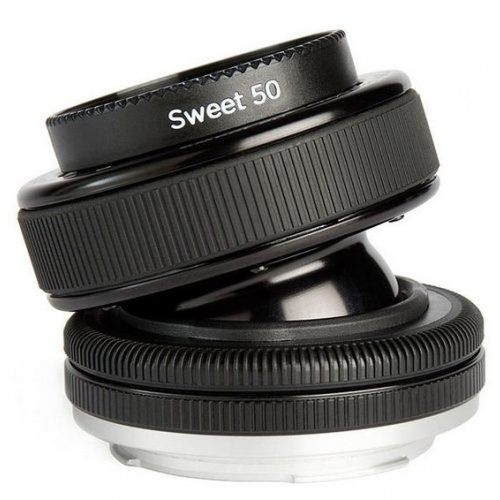 LENSBABY Composer Pro Sweet 50 pro Canon