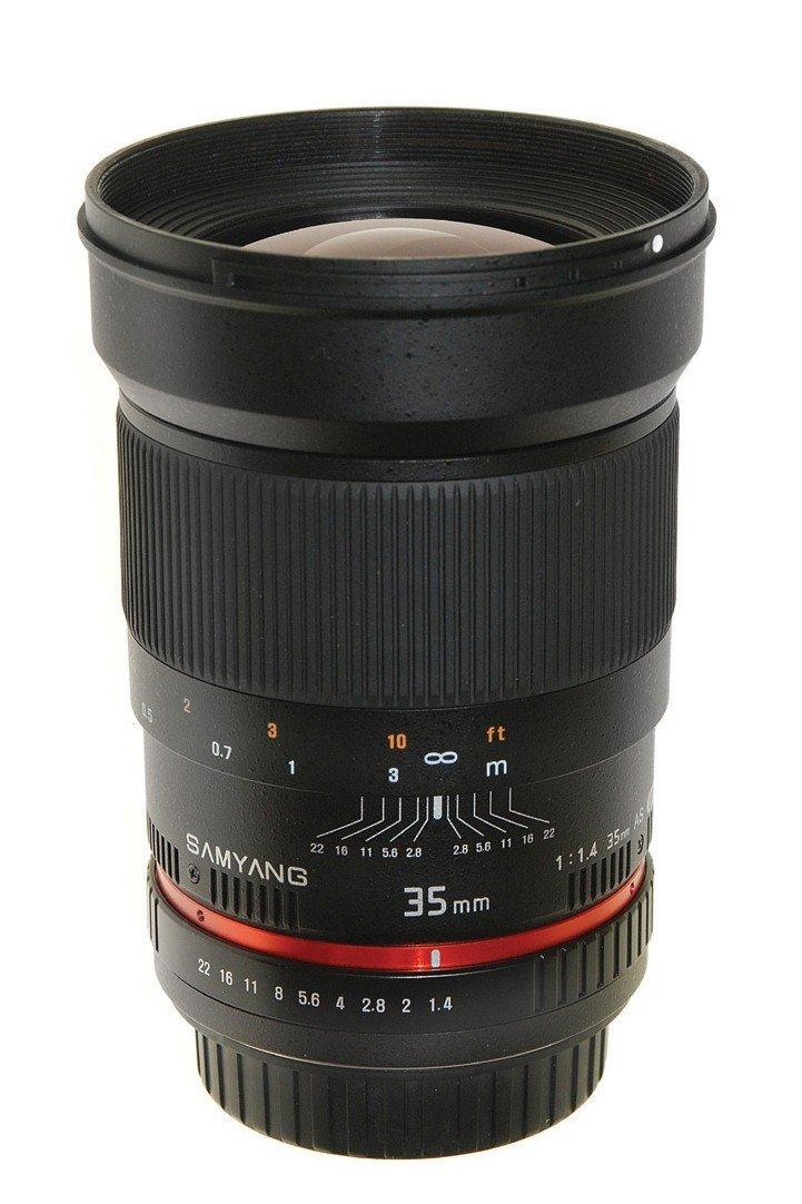 SAMYANG 35 mm f/1,4 AS UMC pro Olympus/Panasonic MFT
