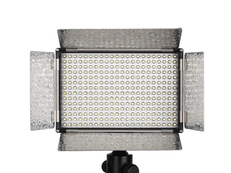 PIXEL videosvětlo LED DL-913 Sonnon s klapkami