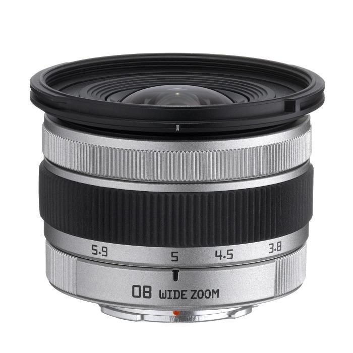 PENTAX 3,8-5,9 mm f/3,7-4 pro Q
