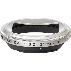 PENTAX Sluneční clona MH-RBB43 stříbrná pro 21/3,2 DA HD