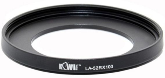 KIWI adaptér na filtr 52 mm LA-52RX100 pro Sony RX100/100II/100III