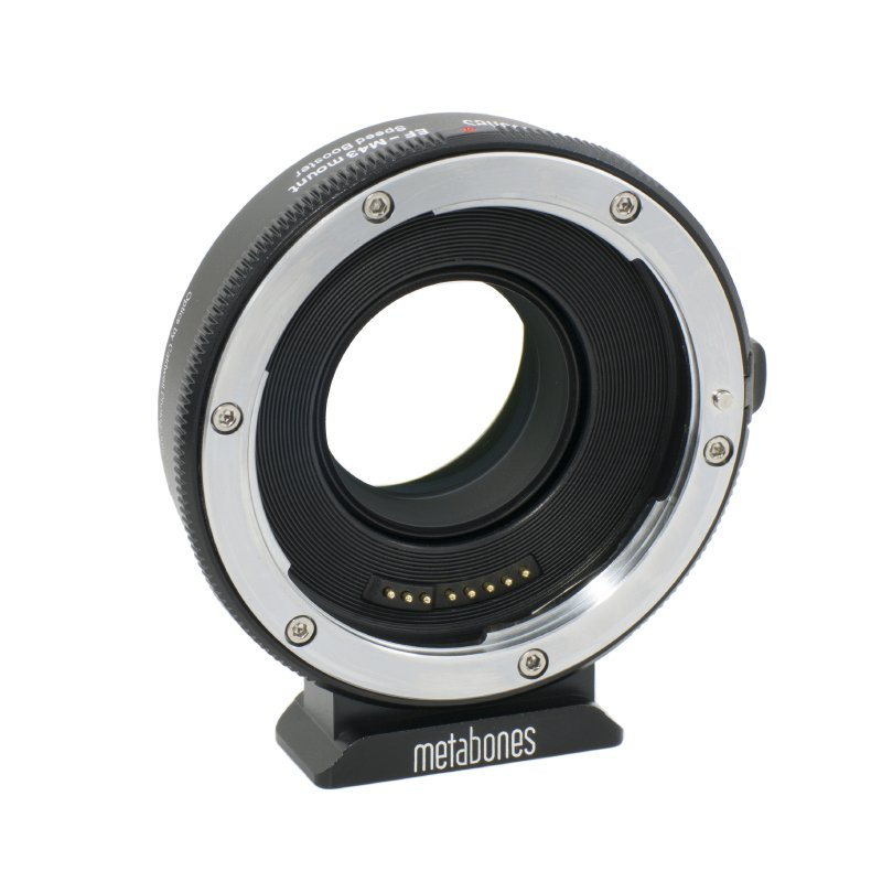 METABONES adaptér objektivu Canon EF na MFT T Speed Booster Ultra 0,71x