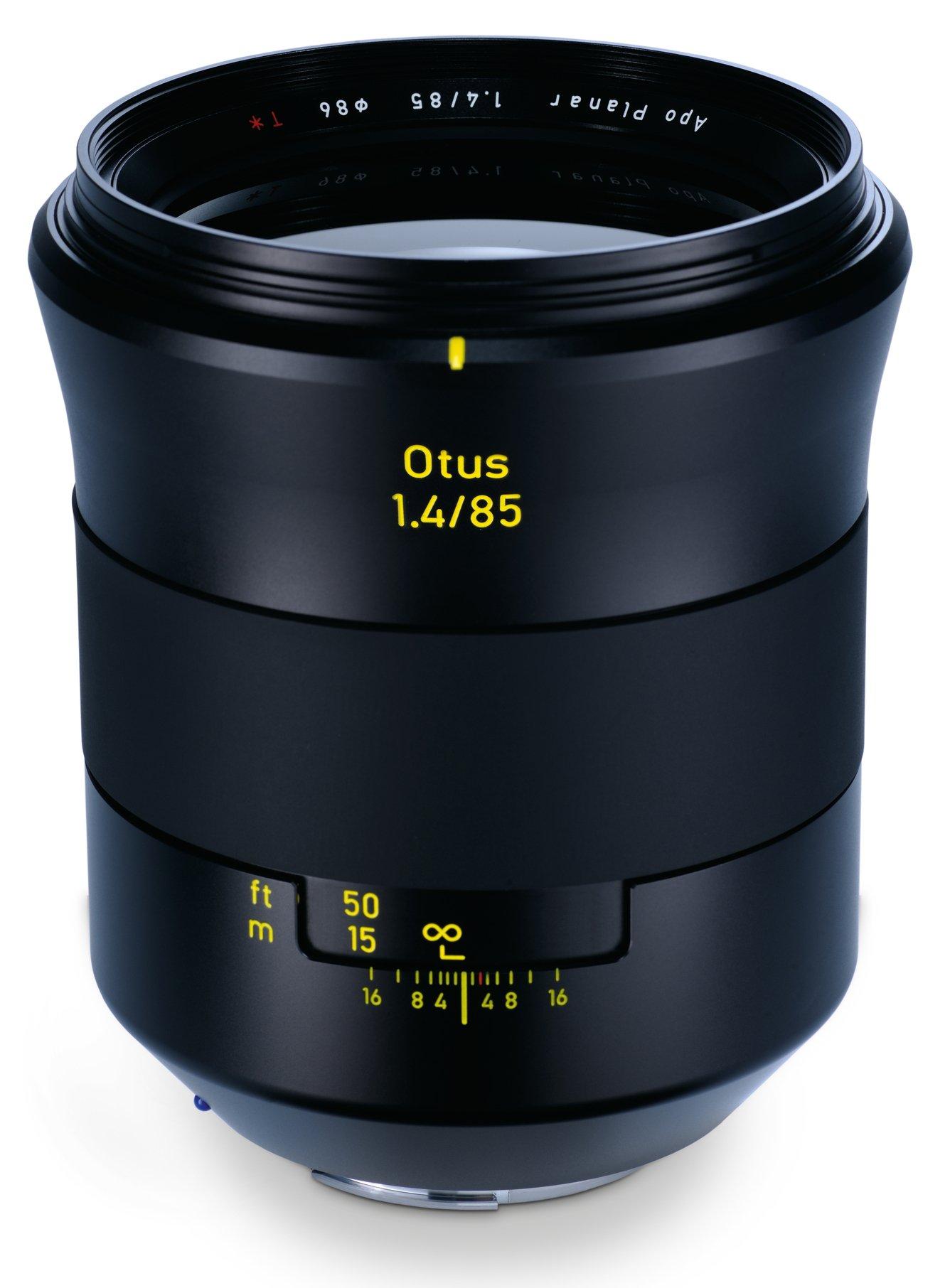 ZEISS Otus 85 mm f/1,4 Apo Planar T* ZE pro Canon